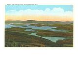 Lake Winnipesaukee, New Hampshire Art
