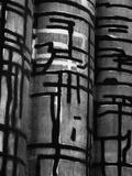 Silos Photographic Print by Brett Weston