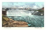 St. Anthony Falls, Minneapolis, Minnesota Prints
