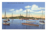 Macatawa Bay, Holland, Michigan Kunstdrucke