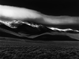 Meadow and Mountains Photographic Print by Brett Weston