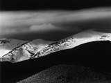 Mountain Ranges Photographic Print by Brett Weston