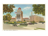 Beth Israel Hospital, Newark, New Jersey Prints