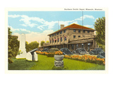 Northern Pacific Depot, Missoula, Montana Prints