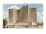 Kahler Hospital, Rochester, Minnesota Posters