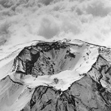 Top View of Mount Fuji Photographic Print by  Bettmann
