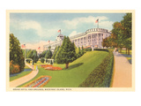 Grand Hotel, Mackinac Island, Michigan Posters