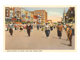 Tulip Time Parade, Holland, Michigan Prints