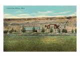 Country Club, Billings, Montana Prints