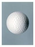 Golf Ball Giclee Print by Matthias Kulka