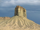 Chimney Rock Photographic Print by Tom Bean