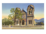 St. Francis Cathedral, Santa Fe, New Mexico Prints
