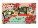 Greetings from Noel, Missouri Prints