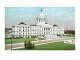 State Capitol, St. Paul, Minnesota Posters