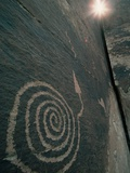 Indian Petroglyphs Photographic Print by Tom Bean