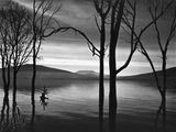 Lake Patzcuaro, Mexico 1976 Photographic Print by Brett Weston