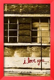 I Love You I Posters by Pascal Normand