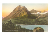 Going-to-the-Sun Mountain, Glacier National Park, Montana Print