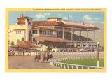 Race Track, Agua Caliente, Tijuana, Mexico Prints