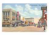 Kimo Theater, Albuquerque, New Mexico Prints