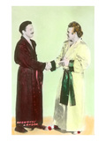 Landru Brothers, Mexican Wrestlers Prints