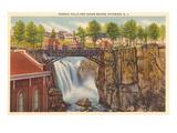 Passaic Falls, Paterson, New Jersey Prints