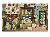 Northwestern Indian Baskets Prints