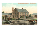 General Stark House, Manchester, New Hampshire Prints