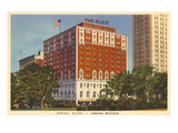 Hotel Olds, Lansing, Michigan Prints