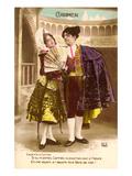 Scene from Carmen Posters