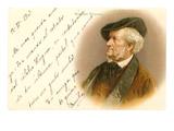Richard Wagner Plakater