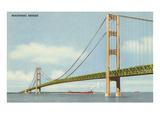 Mackinac Bridge, Michigan Prints