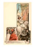 Scene from Rienzi Posters