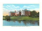 Christian Science Home, Concord, New Hampshire Prints