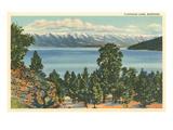 Flathead Lake, Montana Prints