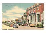 Main Street, Manasquan, New Jersey Kunstdrucke