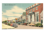 Main Street, Manasquan, New Jersey Prints