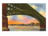 Eads Bridge, St. Louis, Missouri Posters
