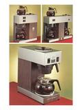 Automatic Coffee Makers Lámina giclée prémium