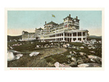 Mt. Washington Hotel, White Mountains, New Hampshire Print