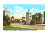 Swope Park, Kansas City, Missouri Poster