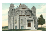 Congregational Church, Kansas City, Missouri Poster
