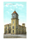 City Hall, Billings, Montana Prints