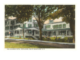 Columbia Hotel, Bethlehem, New Hampshire Posters