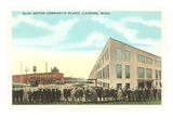 Olds Motor Company, Lansing, Michigan Prints