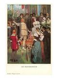 Scene from Die Meistersinger Posters