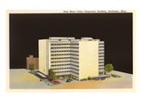 Rendering, Mayo Clinic, Rochester, Minnesota Prints