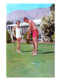 Golfing in Your Bathing Suit, Retro Prints