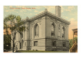 Public Library, Grand Rapids, Michigan Art