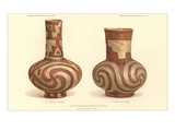 Pots from Mississippi Valley Print